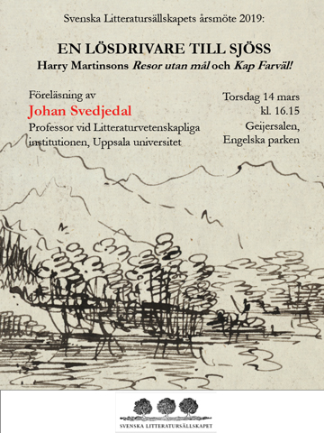 The Swedish Literary Society's Annual Meeting 2019